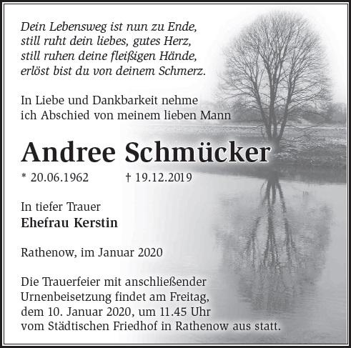 Andree Schmücker