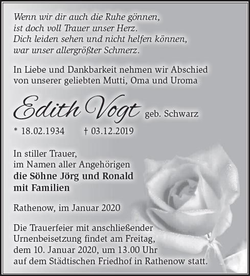 Edith Vogt