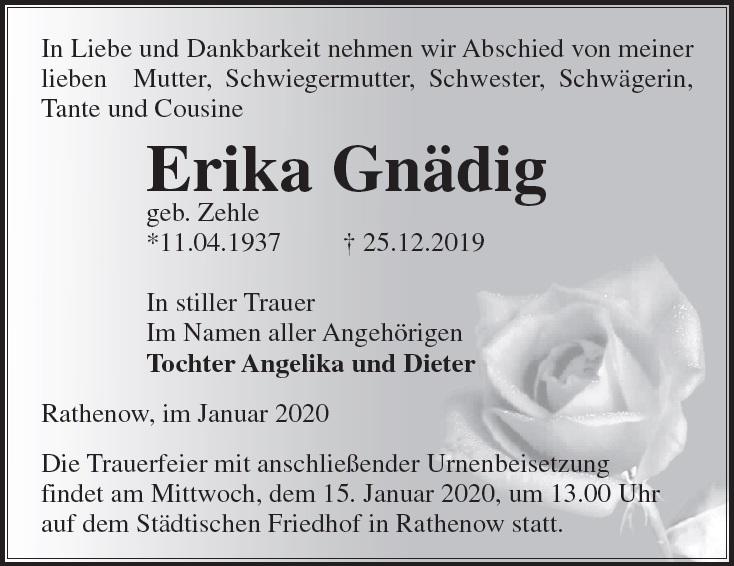 Erika Gnädig