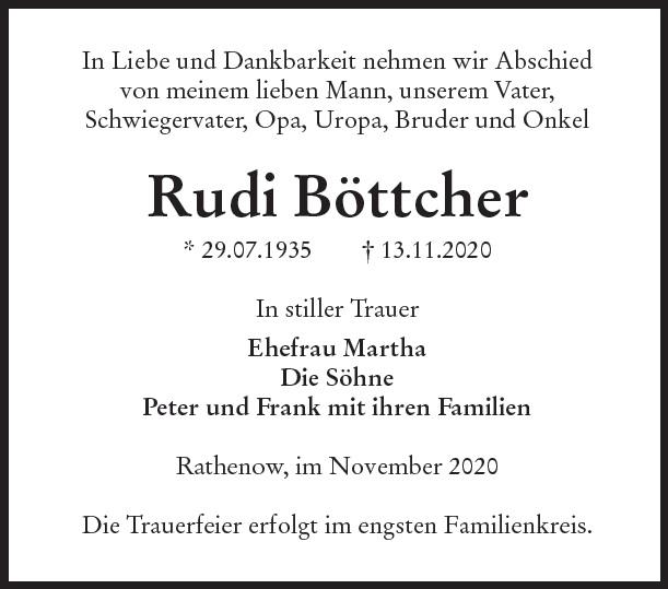 Rudi Böttcher