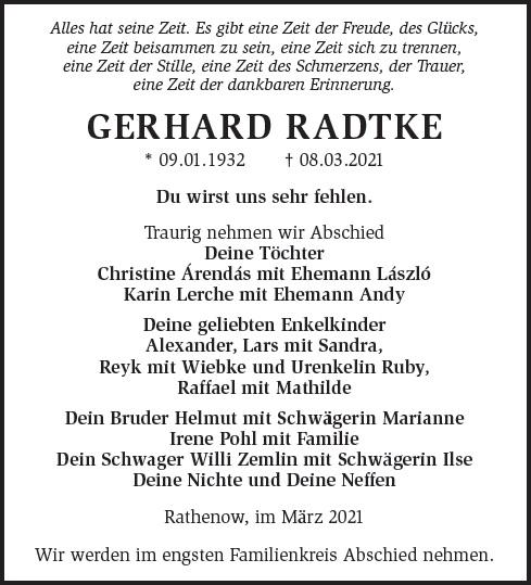 Gerhard Radtke