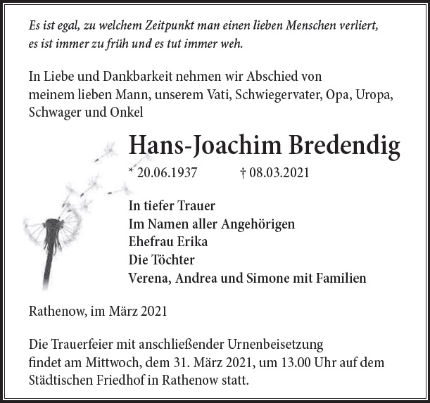 Hans-Joachim Bredendig
