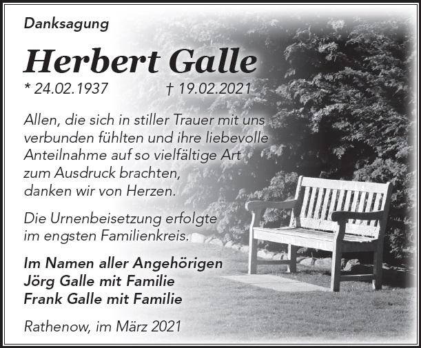Herbert Galle