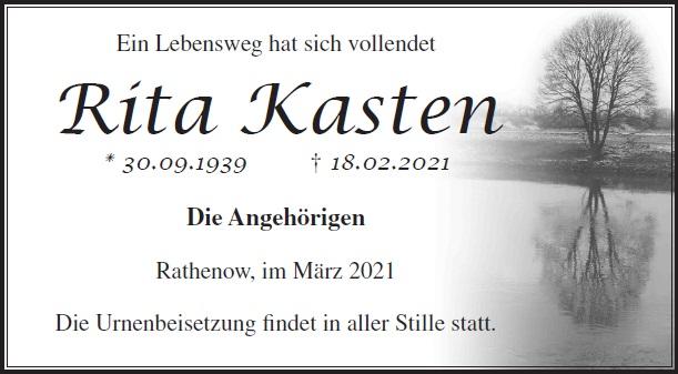 Rita Kasten
