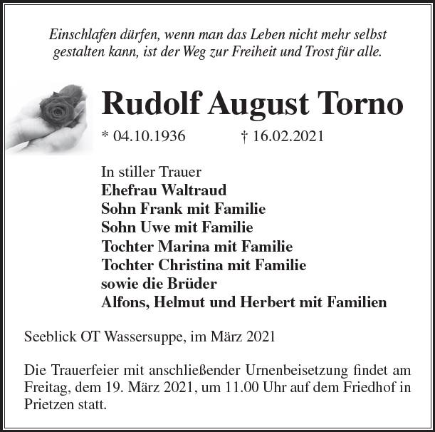 Rudolf Torno