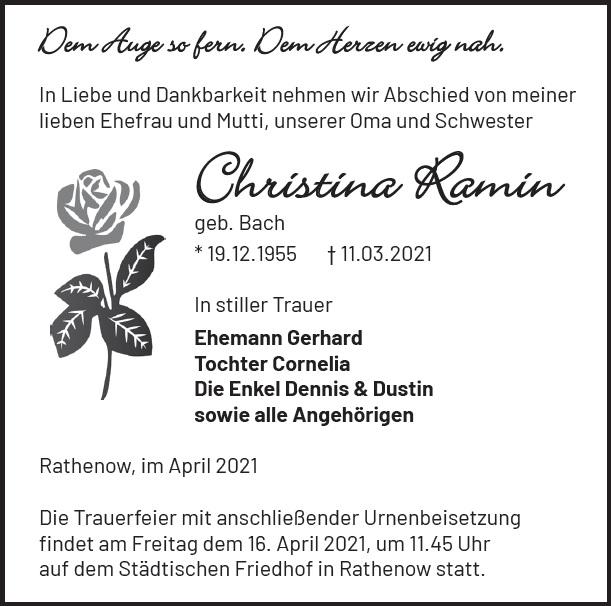 Christina Ramin