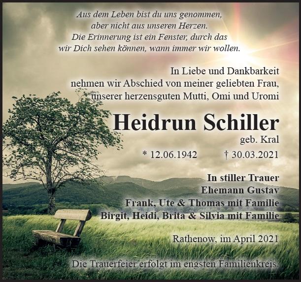 Heidrun Schiller