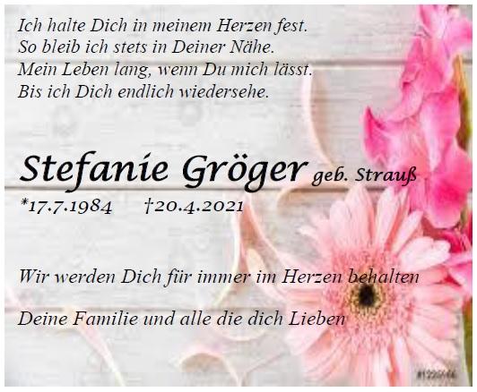 Stefanie Gröger