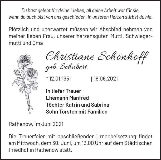 Christiane Schönhoff