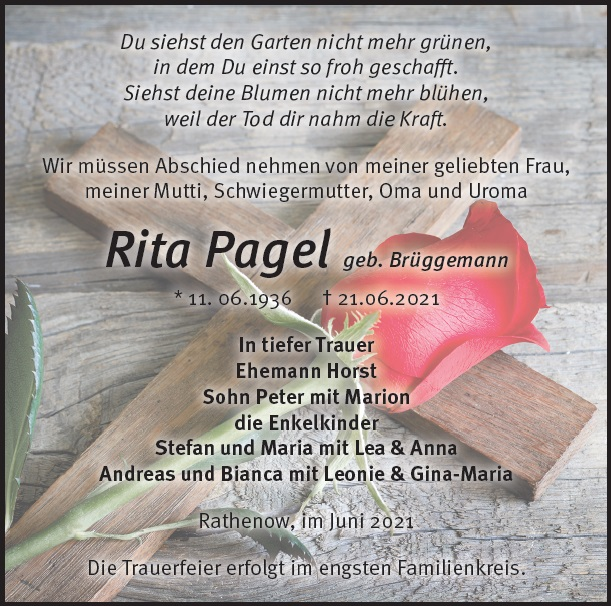 Rita Pagel