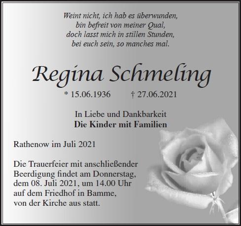 Regina Schmeling