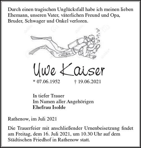 Uwe Kaiser