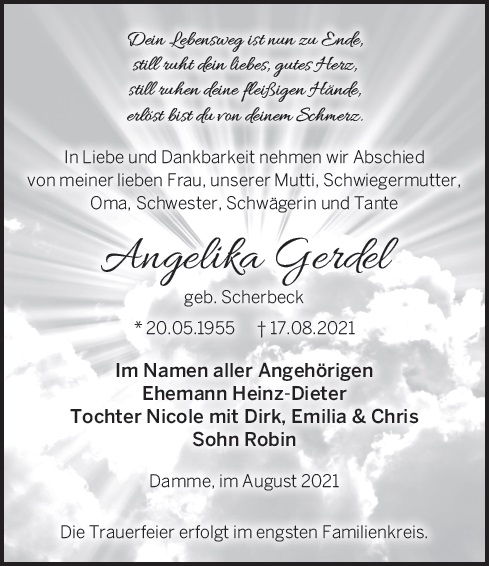 Angelika Gerdel