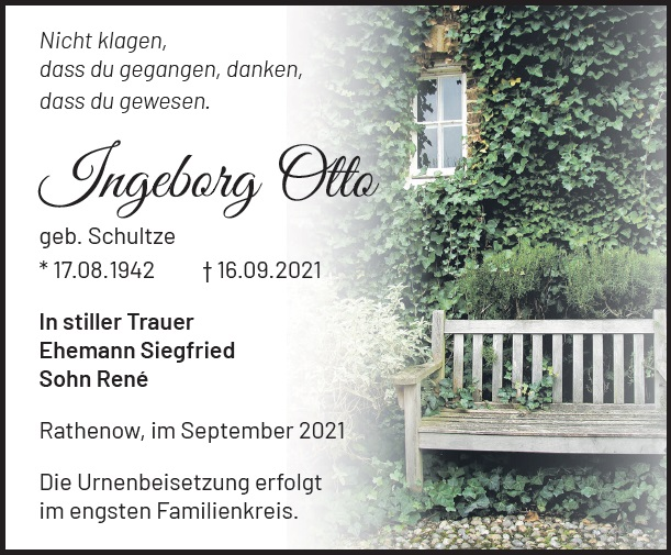 Ingeborg Otto
