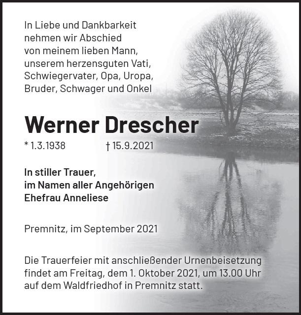 Werner Drescher