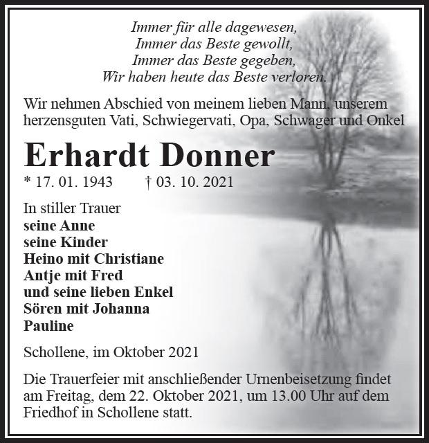 Erhardt Donner
