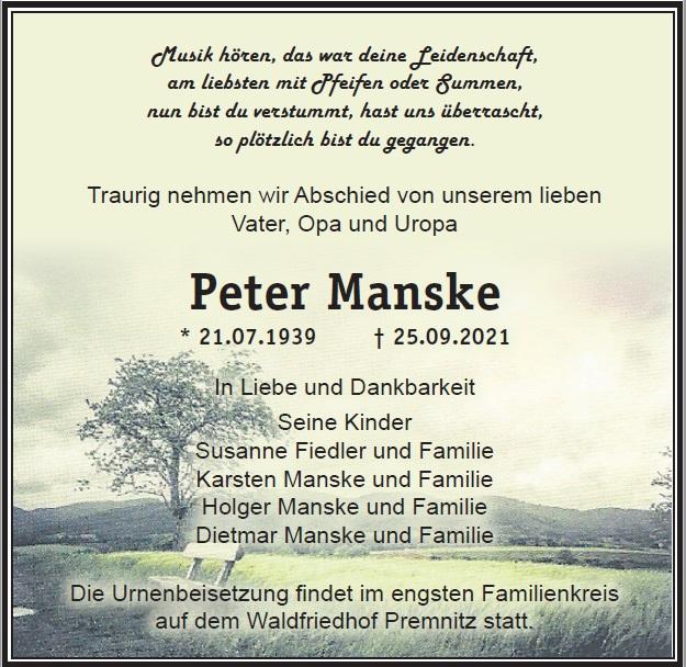 Peter Manske