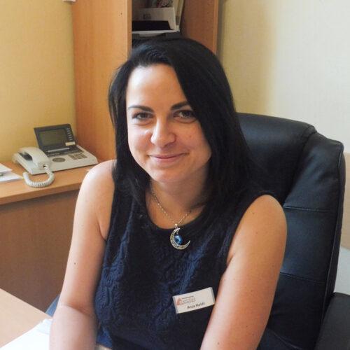 Anja Heldt